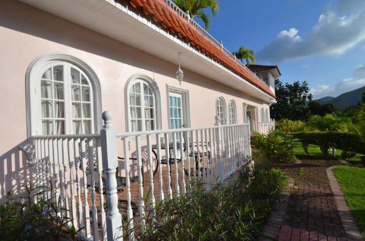 Tropical Lagoon Resort - Orange Hse - Port Antonio - Apartament