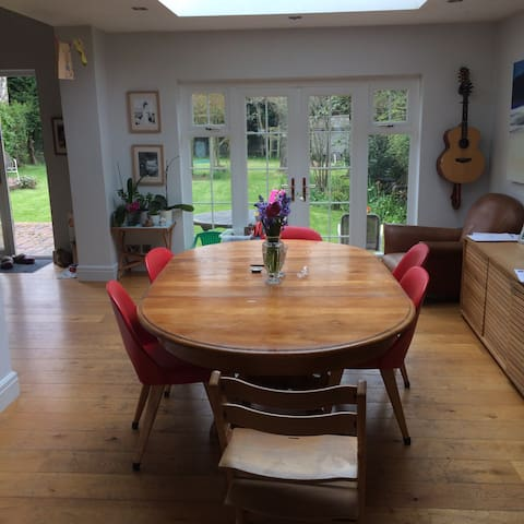 Large house in village centre - Hurstpierpoint - Huis