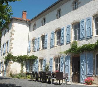 Domaine la Reveille chambre d'hôtes - Dore l'Eglise - Bed & Breakfast