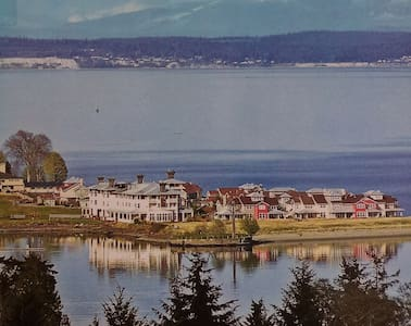 Splendid View from Villa by the Bay - Port Ludlow - Ortak mülk