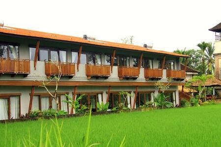 Luxurious modern Balinese style pavilions