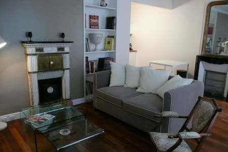 Charming 1BD near Eiffel Tower