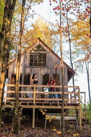 Tiny House on Organic Farm