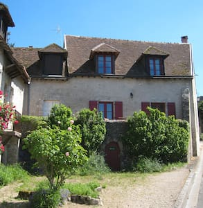 A charming old house with view! - Saint-Dyé-sur-Loire