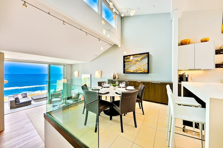 Sweeping Ocean View Condo, Near Famous Beaches + Amenities