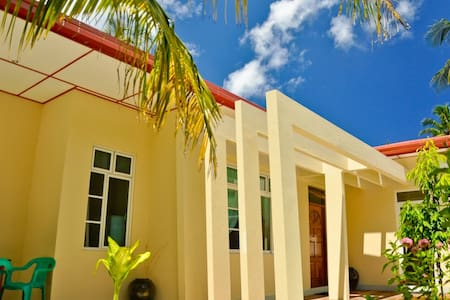 CHARMING HOLIDAY LODGE- Addu Atoll