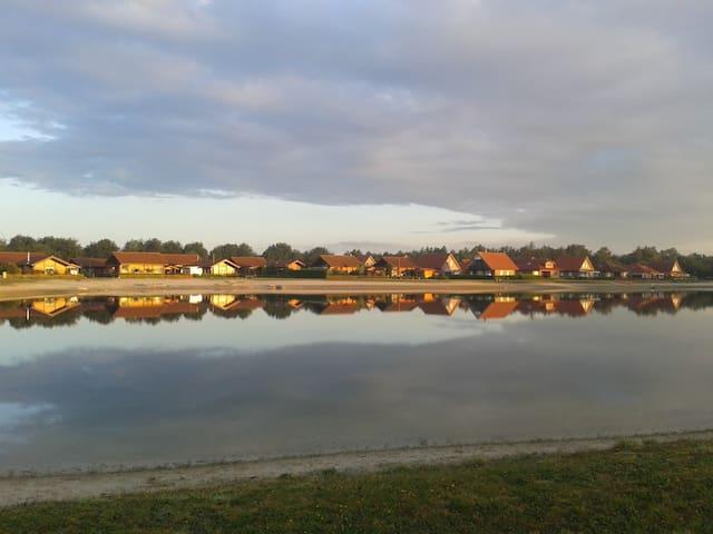 Ferienhaus Seepark im Seepark Eiken (Emsland)