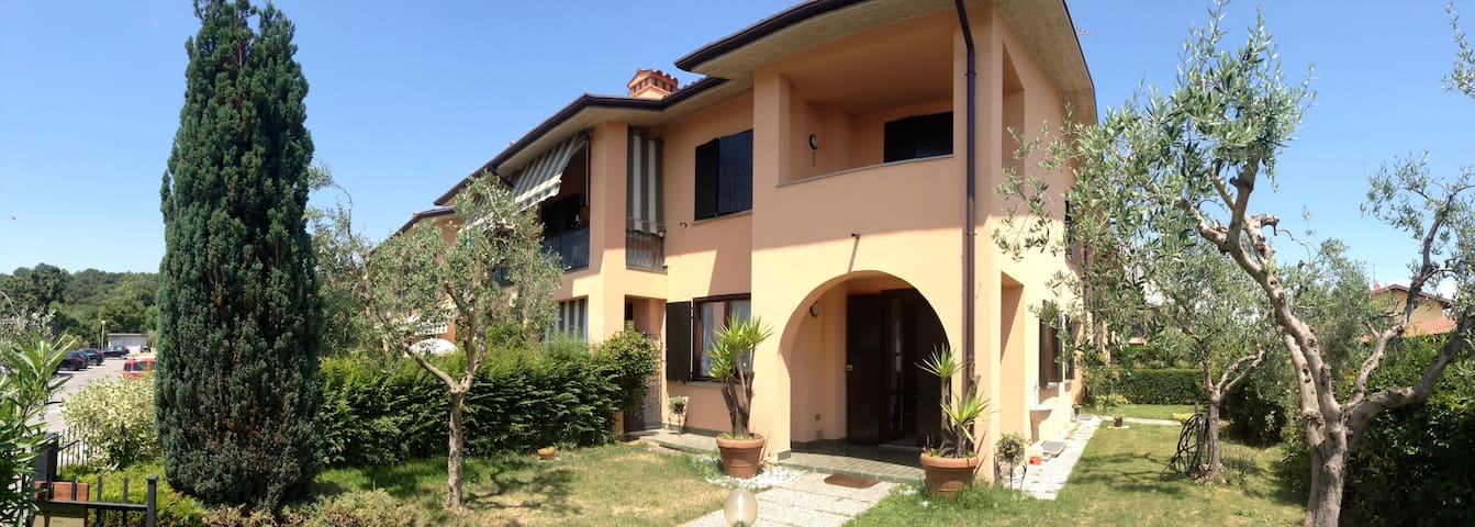 Lago di Garda B&B Nonna Cecilia - Castello