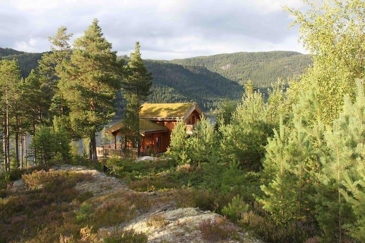 Superb cabin in sunny Telemark - Vrådal - Chalupa
