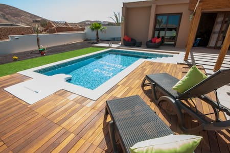 Holiday home + private pool FV4301 - Tuineje