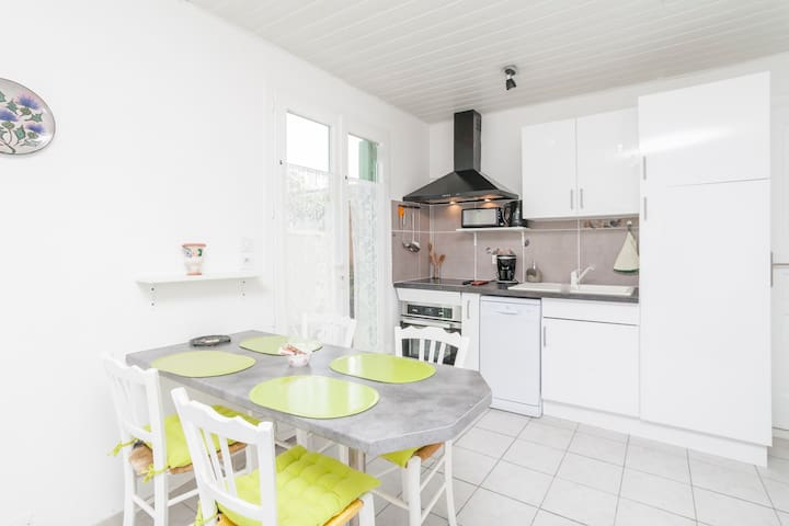 lovely appart at 1.2kms from beach - Saint-Palais-sur-Mer - Apartment