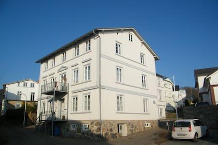 Ferienwohnung Orange auf Rügen - Apartment
