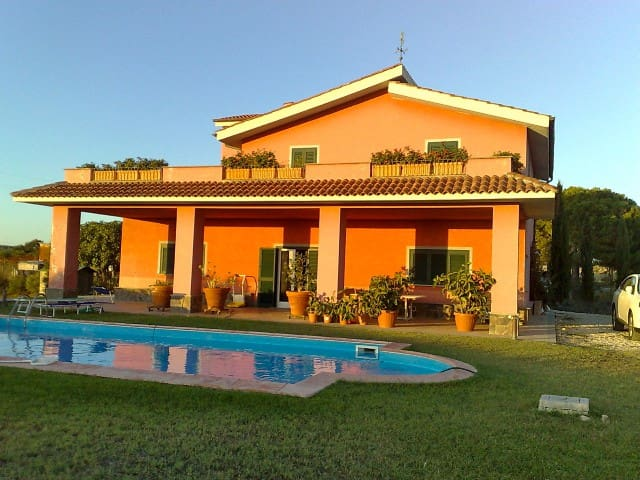 Villa dell'Argento