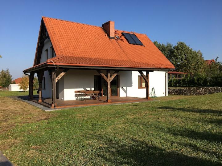 Sterburta Rydzewo, Dom/pokoje w centrum Mazur