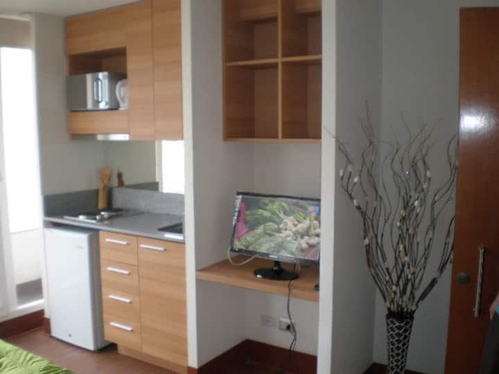 HOM STUDIO1 - ZentenoApartments - Santiago