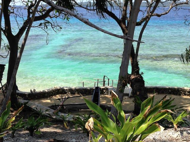Island View Cottages 3 BedroomsAore Island Vanuatu
