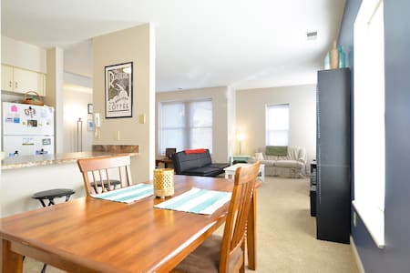 Private bed & bath in Quality Hill - Kansas City - Apartment