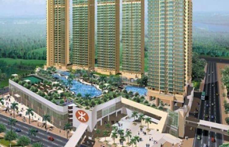 Modern APT above Hang Hau MTR station - Sai Kung District - Appartement