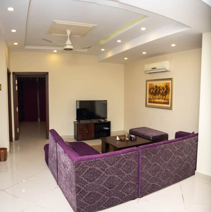 Luxury Flat in Centre of Lahore