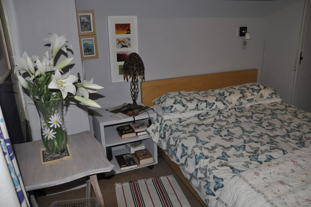Your double bedroom (view 2)