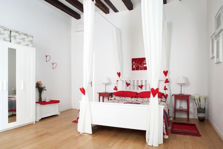 """Aria e Luce - room """"Zèfiro"""""""
