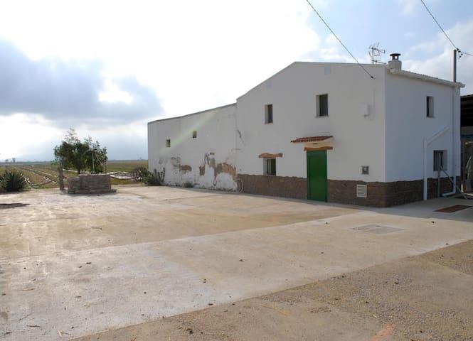 Alquilo casa en el Delta del Ebro - Amposta - Ev