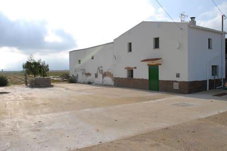 Alquilo casa en el Delta del Ebro - Amposta - Σπίτι