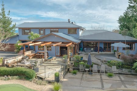 Rare Gem in Tamahere - for 10+ Lions or Fieldays! - Tamahere - Huis