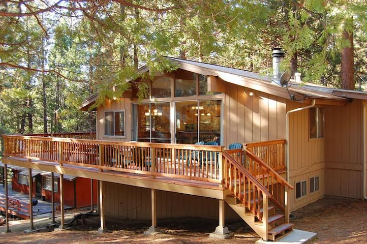 Arrow Lodge - Wawona - Kabin