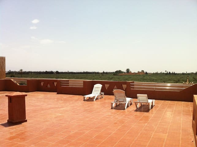 Appartement neuf,  bien situé - Marrakech - Appartement