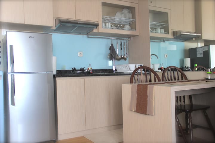 New Modern Apt in the Heart of Jkt - Jakarta-Zuid - Appartement