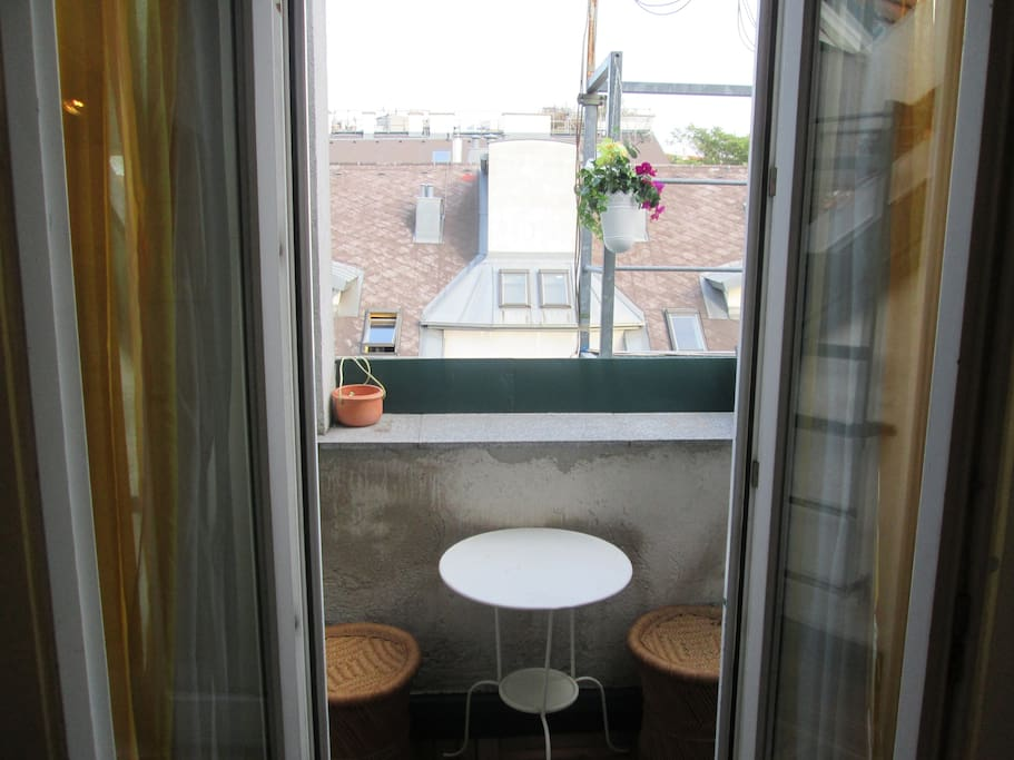 apartment mini mit miniterrasse13f appartements louer vienne vienne autriche. Black Bedroom Furniture Sets. Home Design Ideas