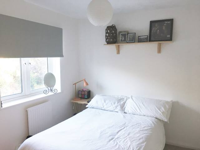 Double room, close to Silverstone park and ride