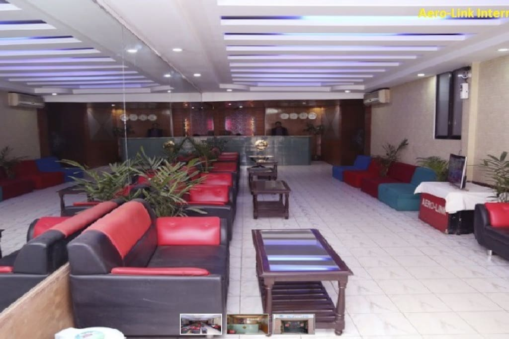 WELCOME TO HOTEL AERO-LINK INTERNATIONAL LTD  Aero-Link International Ltd is a well furnished hotel which is located in the center of Uttara, 2-3 minutes away from Shahjalal International Airport Dhaka. It is stand the diplomatic zone at Uttara in Dhaka.