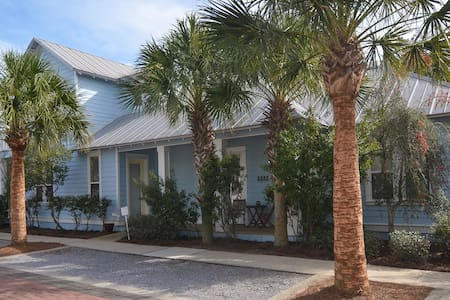 Serenity: 3 bed, 3.5 bath home in Seacrest Beach