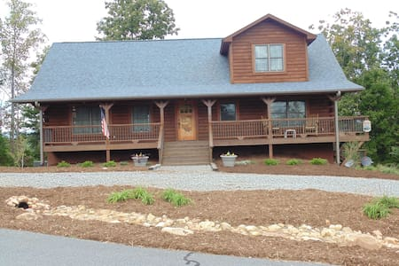 South Mountain Lodge - Bostic - Cabin