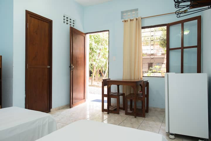 Double room  Salvador-Bahia