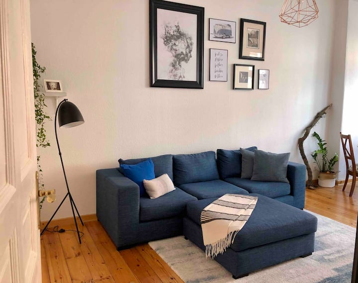 Stylish & comfortable flat in the heart of Berlin