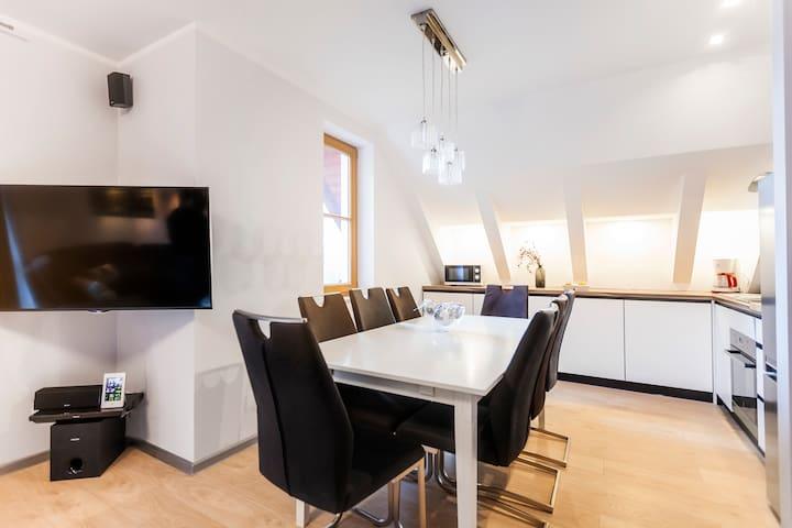 Apartament pod Śnieżką 63/2 - Karpacz - Appartement