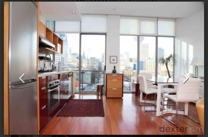Downtown Vancouver Penthouse