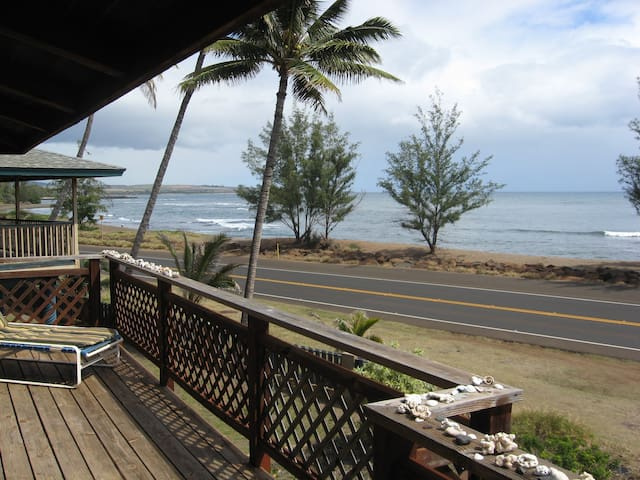 OCEANFRONT  WESTSIDE  - Kekaha - Apartament