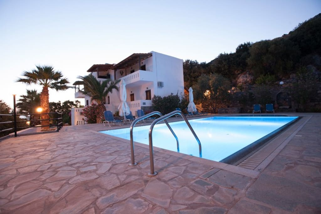 Villa Michalis Pool