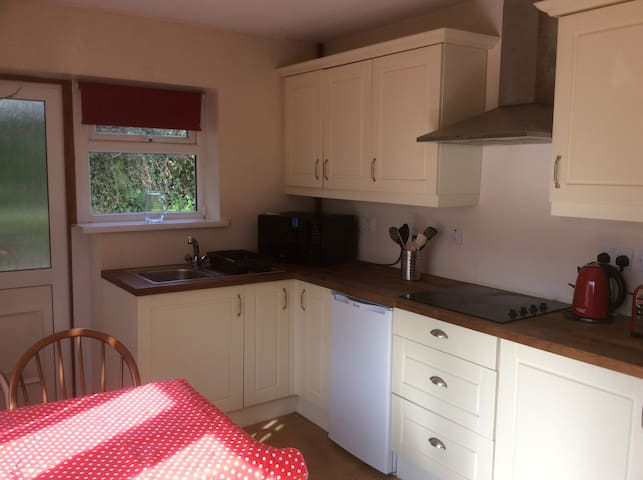 Quiet area with own garden, suitable for some pets - Cornwall - Leilighet