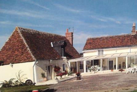 Charmante maison au coeur de la vallée de la Loire - Vouvray - Huis
