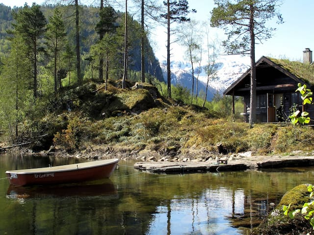 53 m² holiday home in Viksdalen
