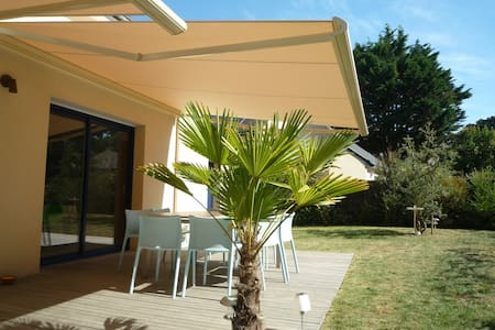 Villa neuve 100M plage avec WIFI - Carnac