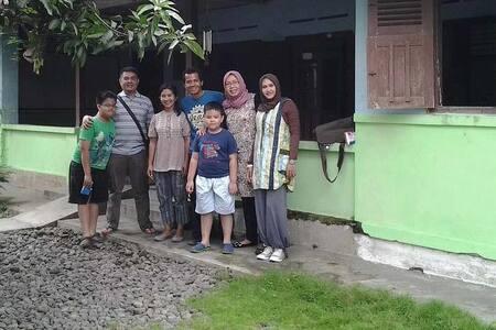 Rumah Sanggar Batik Tulis Solo - Surakarta - Talo