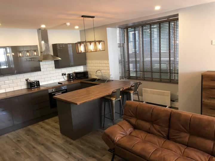 NEW for 2020 -Luxury Apartment