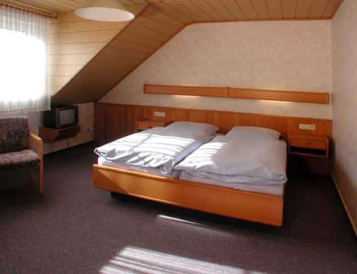 Privathotelzimmer bei Mainz
