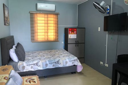 Lucena Studio Unit7 Apartment-2Beds- Near SM-WIFI-
